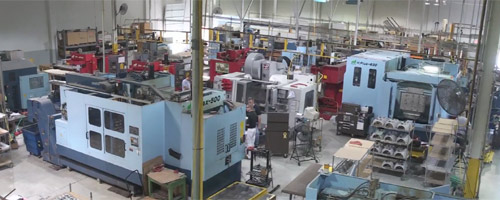 cnc machinging centers